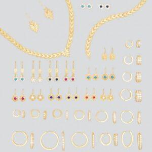 21K CZ Jewelry